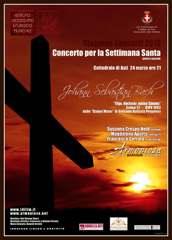 Concerto per la Settimana Santa (quarta edizione)
