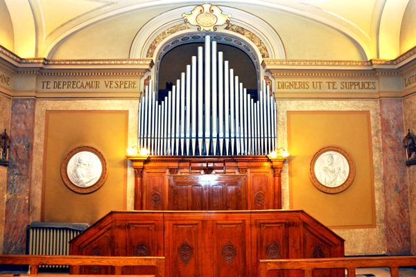 cappella-Seminario